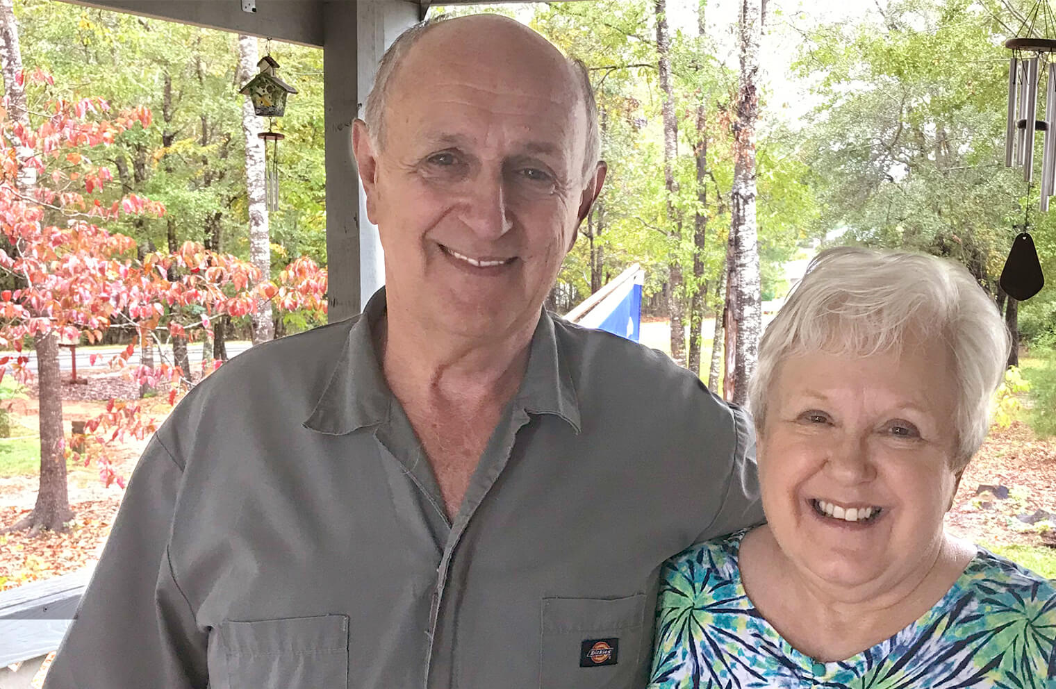 2021-01-26 Article: Warmth for the Soul, Rick and Betty Hall's Story