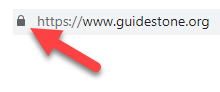 HTTPS secured link GuideStone.org