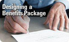 Learning Center - Designing a benefits package