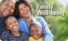 Learning Center - Family and well-being