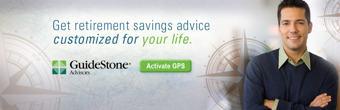 Log in to MyGuideStone to activate GPS