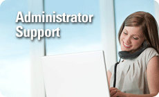 Learning Center - Administrator Support